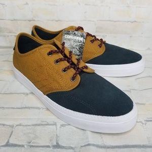 Converse Cons Zakim Suede Ox Blk/Antique Sneakers